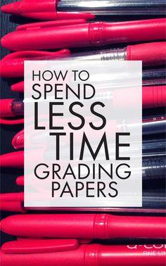 Grading system essay