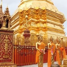 Doi Suthep Temple in Chiang Mai, Thailand | 29 Instagram-Worthy Places To Travel