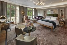 Stunning bespoke fittings created by Chelsom for the second phase of the refurbishment of the Mandarin Oriental Hyde Park London