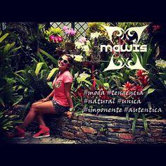 """#Repost @mawis_oficial  #Mawis #tropicalfusion #colletion #female #girl #genuine #clothing #style #natural #unica #instalike #instagood #instapic #instalife #instamoment #likeforlike #like4like #vida #feliz #amor #fe #esperanza #instalike #pink """"Hoy tienes la oportunidad de ser más que ayer no te conformes con lo que eres hoy y multiplica tus talentos y  tu estilo con Mawis""""  Modelo : @verocampagnuolo Fotografo : @ciolecksanchezphoto"""