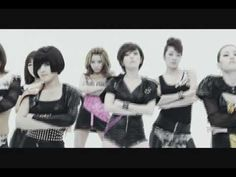 Brown Eyed Girls - Abracadabra (Dance Version). Yes, this is where that one dance move from PSY's Gangnam Style comes from. #kpop