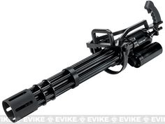 Classic Army M134-A2 CO2/HPA Powered Airsoft Minigun $2,688.00