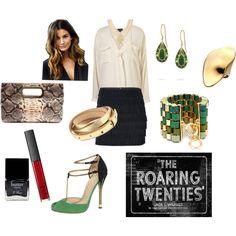 Way Back Wednesday: See how The Roaring Twenties inspire us today @ www.ciaobellacons.... created by ciaobellaconsulti...