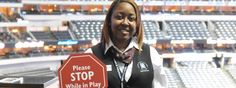 Become part of the Game Day Experience. Apply today to join our world class staff! http://bit.ly/JobsatAAC