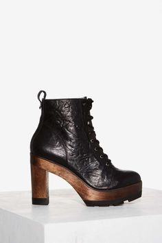 Kelsi Dagger Farren Leather Boot - Shoes | Boots + Booties
