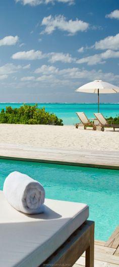Parrot Cay...Turks and Caicos - Perfect honeymoon resort and destination!  ASPEN CREEK TRAVEL - karen@aspencreektravel.com