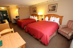 Country Inn & Suites By Carlson Cedar Falls -Guest Room
