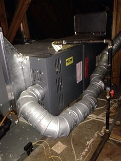 Just one more 90 - http://www.hvac-hacks.com/just-one-more-90/