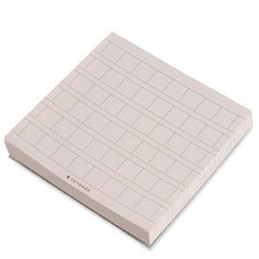 TOTONOE/Block Memo 原稿用紙 210yen ノートのようなブロックメモ。