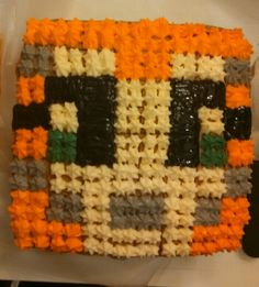 Stampycat cake for Dylan 2014