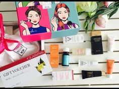 Morning & Evening Skincare Routine with Ma Belle Box Pop Art edition ❤️