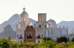 Photograph San Xavier del Bac by Mike Biggs on 500px - Arizona