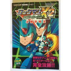 Guide du jeu ROCKMAN X2 | MEGAMAN X2 Game Boy Color en Japonais