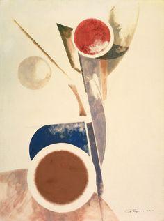 Alexander Rodchenko, 'Non-objective composition ,' 1919, Annely Juda Fine Art