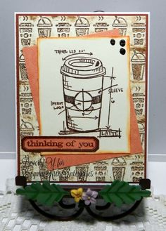 Architects Coffee Cup by kraftyaunt - Cards and Paper Crafts at Splitcoaststampers