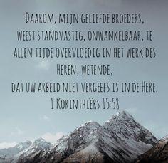 LIFEHOUSE NL // 1 Korintiërs 15:58