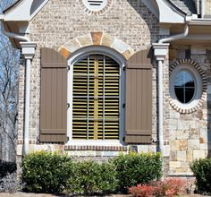 shutters for arch windows