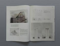2013 architecture portfolio by SFSF, via Behance