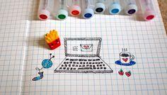 Muji's amazing erasable pens make mistakes go away!