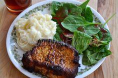 Garlic Mozzarella Mashed Potatoes ~ http://www.southernplate.com