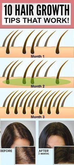 #hair #growth
