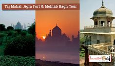 Same day taj mahal tour is short time tour but full enjoy and visit the taj mahal, agra fort and mehtab bagh on same day by ac car.  Visit our official Website: http://incredibletaj.com/ or call us today +91-7248150005 to book your dream tour  #agratour #agra #samedayagratour #tajmahal #agrafort #mehtabbagh #samedaytour #indiatour #inboundtour #indiaholiday #holidays #vacations #tour #travel
