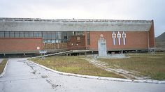La ciudad fantasma soviética a orillas del Polo Norte