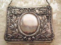 .purse... Love this.. I have a couple of my grandmothers.