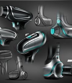 Pascal Ruelle on Behance Bike Design, Tool Design, Design Process, Design Lab, Design Concepts, Design Design, Graphic Design, Sketch Inspiration, Design Inspiration