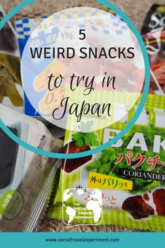 5 Weird Snacks to try in Japan. Buy these Popular Japanese Snacks online and try them for yourself. Japanese Snacks Online, Asia Travel, Japan Travel, Halloween In Japan, Unique Restaurants, Weird Food, Japanese Sweets, Worldwide Travel, Like A Local