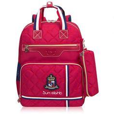 Satchel Orthopedic Waterproof Backpack