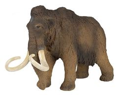 Papo-55017-Woolly-Mammoth-Prehistoric-Elephant-Dinosaur-Model-Toy-Figurine-NIP