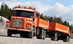 Big Rig Trucks, Dump Trucks, Cool Trucks, Old Lorries, Old King, Vw Group, Road Transport, Good Old Times, Busses