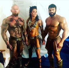 Liga da Justiça | Ares, Artemis e Zeus aparecem em novas imagens de bastidores - Jovem Nerd
