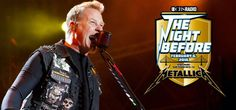 Am 6. Februar, der Nacht vor dem Super Bowl, haben Metallica als Headliner beim The Night Before -Event gespielt. Die gesamte Performance im AT&T Park in San Francisco wurde live gestreamt. Die Aufzeichnung des zweieinhalbstündigen Konzerts gibt es jetzt hier zu sehen