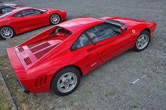 Ferrari 288GTO. Still one of my favorite modern designs.