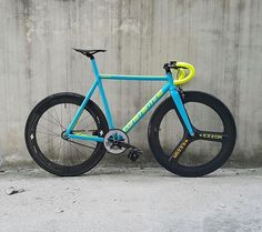 @ConstantineBikes Track Bike