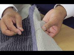 Часть 2.  «Традиции ручного пошива мужской одежды. Дета
