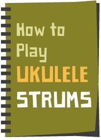 Always looking for ways to help teach strumming to little ones!