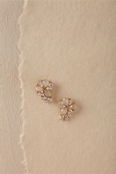 BHLDN's Ciela Earrings in Gold