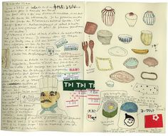 isabelle boinot's japan sketchbooks