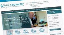 Vindbare website met moderne uitstraling en optimaal gebruiksgemak voor de klant