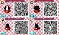 Animal Crossing New Leaf QR Code