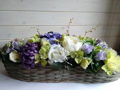 Kukla Decor - dekoracje kwiatowe: Stroiki na cmentarz - święto Wszystkich Świętych