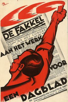 Meijer Bleekrode, Cornelis Rose. De Fakkel daily. 1932 | Flickr - Photo Sharing!