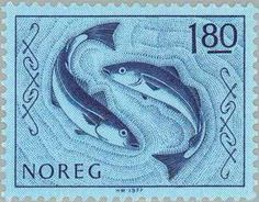 Stamps ◇Norway  1977
