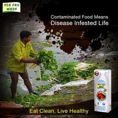 Do you know what you're getting yourself into? Eat healthy and treat your body the way it is supposed to be by adding Veg Fru Wash into your daily life! Know more: http://www.vegfruwash.com