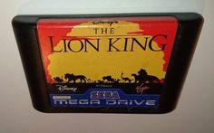 The Lion King for Sega Mega Drive TESTED