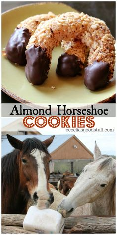 Recipe for Almond Ho