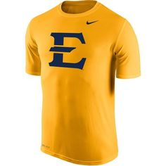 promo code 4a07e 1efbb Nike Men s East Tennessee State University Dri-FIT Legend 2.0 Short Sleeve  T-shirt